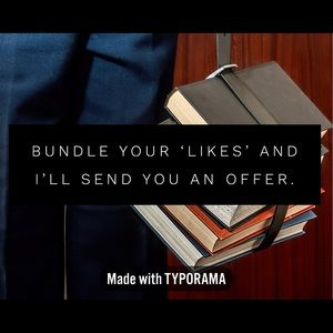 Other - ‼️Bundle your likes‼️